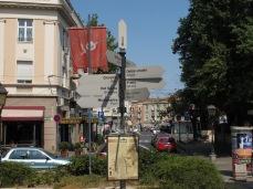 Belgrado - quartiere bohemienne