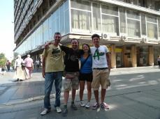 Belgrado - incontri :-)