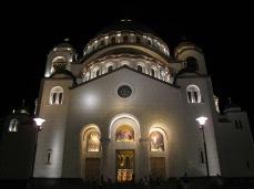 Belgrado - cathedral