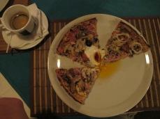 Timisoara - breakfast