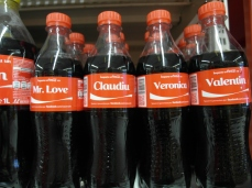 Share a coke with a romanian!