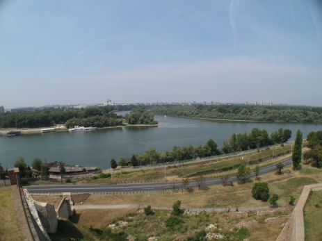 Belgrado: Danubio & Sava