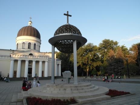 Chisinau - cattedrale