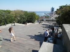 Odessa - scalinata Potemkin