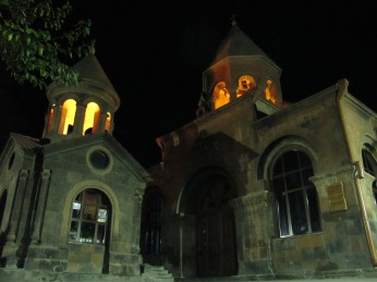 11-Yerevan - Zoravar church