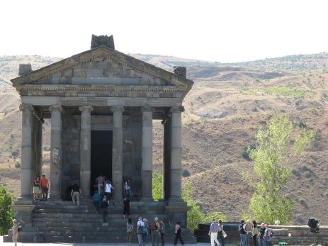 34-Garni temple