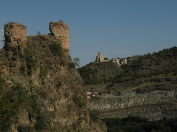 Tiblisi - Narikala fortress