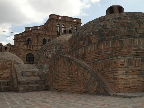 Tbilisi - bagni orbeliani