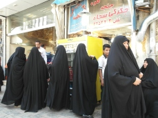 03-Mashhad - Normal line in Iran