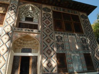 09 - Sheki - Khan palace