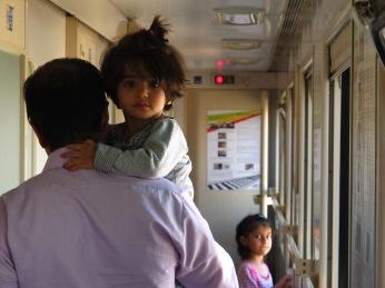11 - Train from Mashhad to Yazd