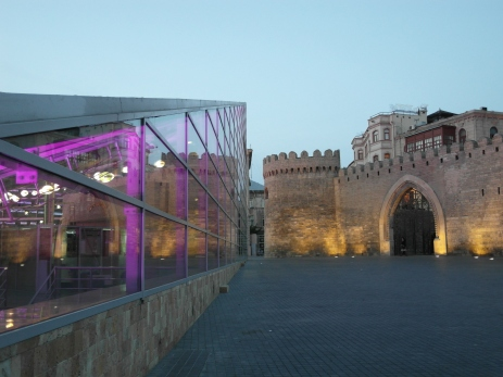 14 - Baku - Old city