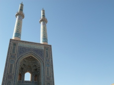 16 - Yazd - Mosque