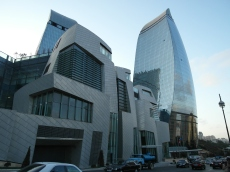 17 - Baku - Flame towers