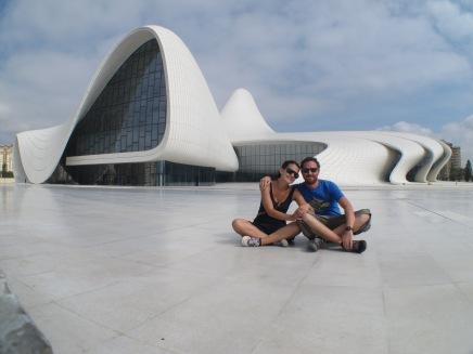 22 - Baku - Cultural center