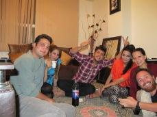 29 - Iranian party hardy
