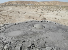 31 - Qobustan - Mud volcanoes