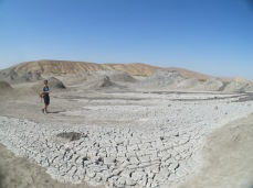 35 - Qobustan - Mud volcanoes