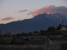 07 - Lijiang - Sunset