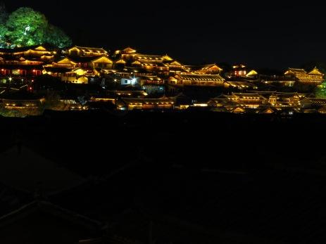08 - Lijiang at night