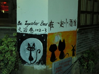 10 - Lijiang - our bar!