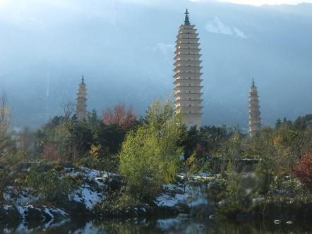 19 - Dali - the three pagodas