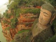 28 - Leshan - giant Buddha