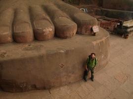 35 - Leshan - giant Buddha