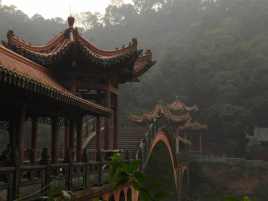 37 - Leshan - giant Buddha park