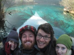 52 - Jiuzhaigou national park - with Ingo & Jodie