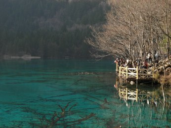 55 - Jiuzhaigou national park