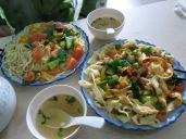 55 - Kunming - Christmas lunch!