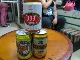06 - Hanoi - vietnamese beer