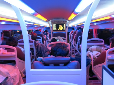 18 - Sleeping bus