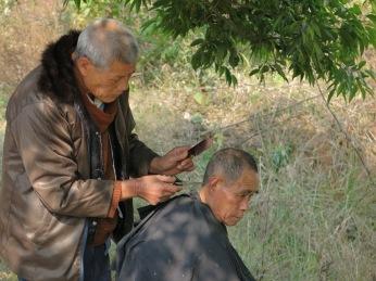 23 - Barbershop in Liugong