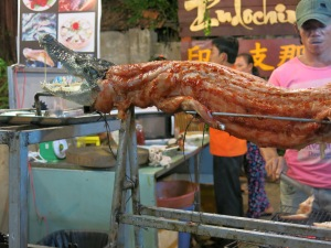 54 - Mui Ne - crocodile BBQ