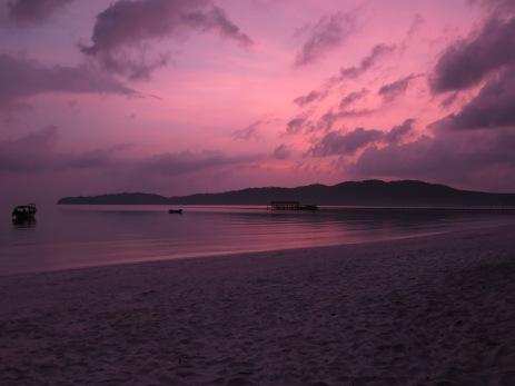 08 - Koh Rong Samloem - sunrise