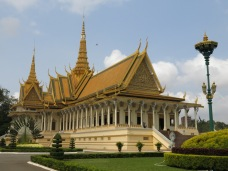 40 - Phnom Penh - Royal palace