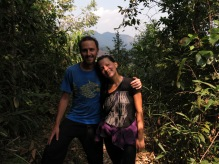 36-Luang Namtha-trekking in the jungle, almost there!