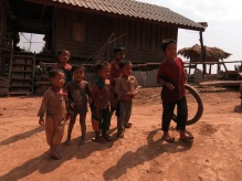 40-Luang Namtha-trekking in the jungle, village