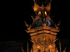 03 - Chiang Rai - clock tower