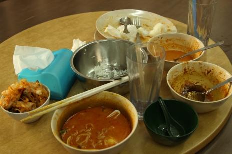 Melaka - Nyonya cuisine