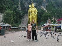 Kuala Lumpur - Batu caves